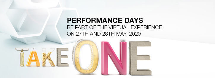 Performance days – Eveniment virtual – 27 si 28 mai